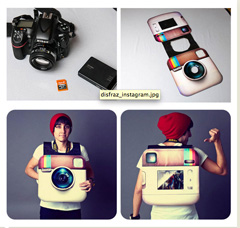 Instagram portátil